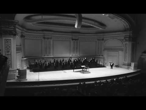 Oculi Omnium: Whitacre - The Mastersingers of Archmere Academy 2014-2015 Carnegie Hall
