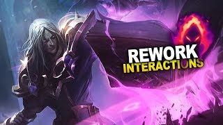 New Dark Harvest rework weirdest/strongest interactions