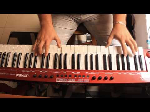Te assumi pro brasil-Piano  Matheus e Kauan