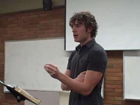 Ryan GilbreathEvangelistic Sermon #2