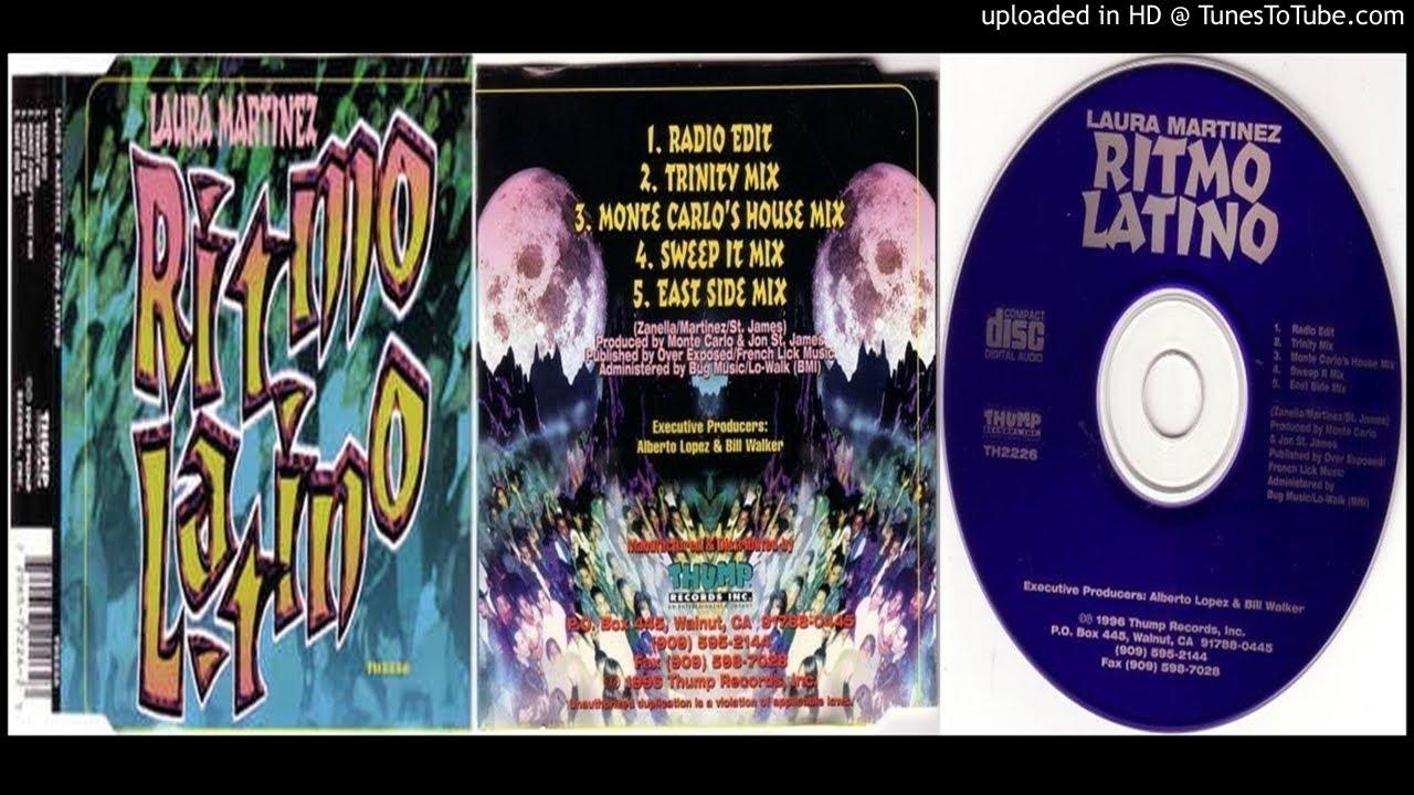 Download Laura Martinez – Ritmo Latino (Radio Edit – 1996)