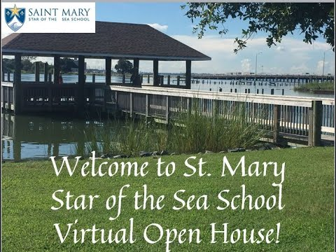 Virtual Admissions Open House at Saint Mary Star of the Sea School 5/14/2020