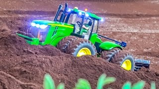 RC TRACTORS and TRUCKS  in ACTION!