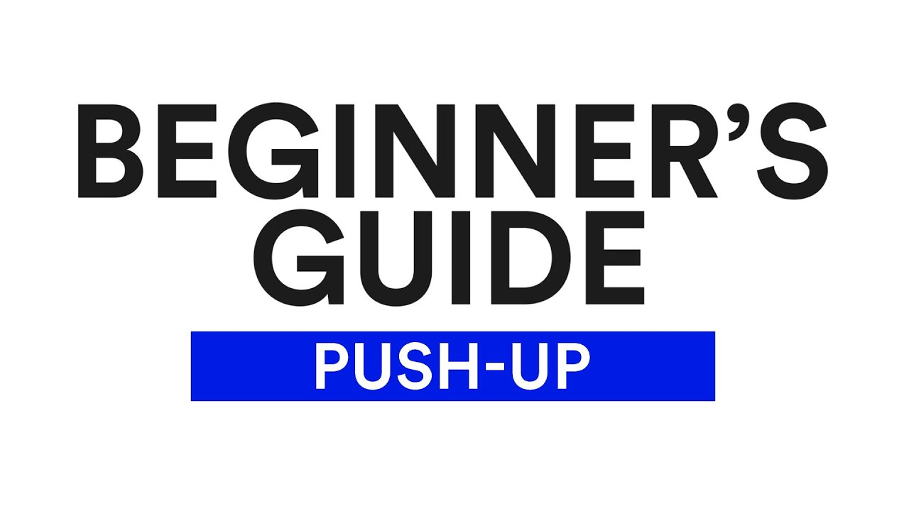 8 Push Up Variations For Every Fitness Level With Jenna Wolfe Youtube