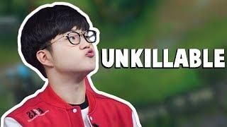 When Huni Showed His Vayne Mechanics... *UNKILLABLE* | Funny LoL Series #170
