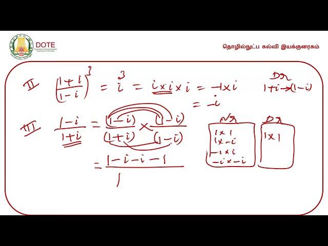 Unit 2 : Complex Numbers Part 2