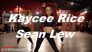 Kaycee Rice and Sean Lew | New | Dance Choreography
