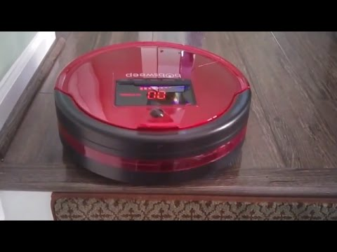 Bobsweep Pethair Robotic Vacuum Review And Demo Updated