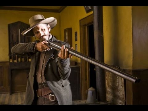 Viggo Mortensen ShootOut in APPALOOSA