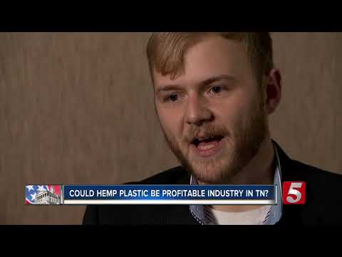 How Tennessee farmers could benefit from hemp-based plastic