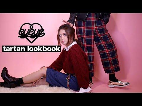 Tartan Fall Lookbook (Shop with Us) | EYEYE x Q2HAN
