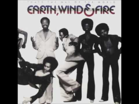 Earth, Wind & Fire - After The Love Has Gone [HQ]