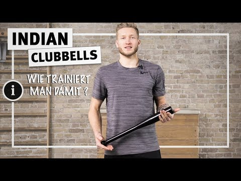 Video: Sport-Thieme® Indian Club Bell