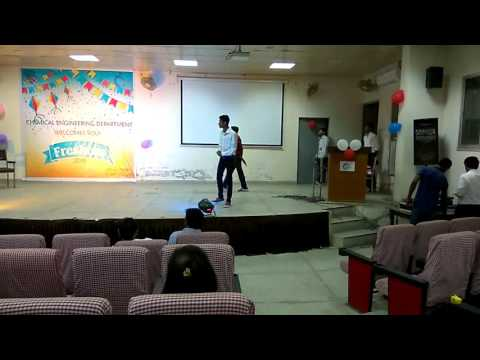 Chemical Engineering Freshers party(2016) skit, IIT Roorkee