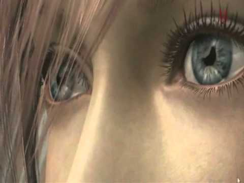 Final Fantasy XIII Behind The Scenes - Lightning & Sazh