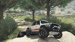 GTA 5 - Off-Road Capability - ALL Canis (Jeep) Vehicles - Kamacho, Mesa, Kalahari, Bodhi, Seminole