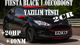 2CR - Fiesta Black 1.0 Ecoboost - Yazılım Testi 160hp/250nm - Önemli Olan Hacmi Değil İşleviymiş!