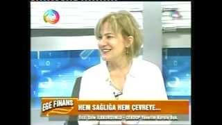 ÇEKOOP Ege TV- Ege Finans Programı 20.04.2015