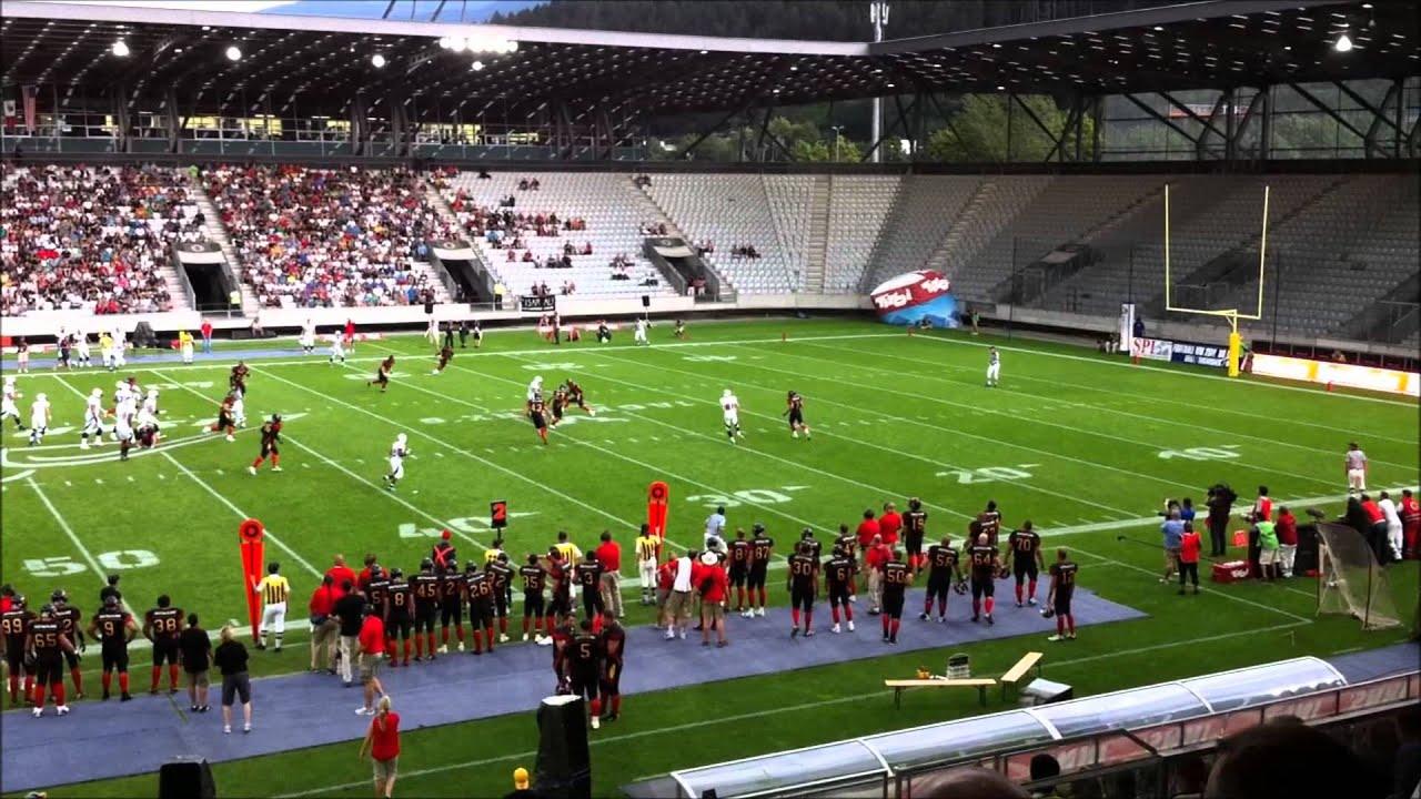 american football deutschland ligen