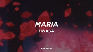 Baixar Hwasa – María (Tradução | Legendado) – HEY BECA