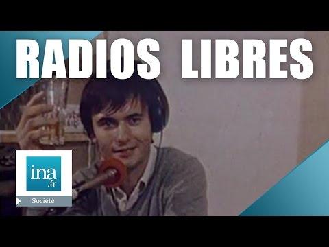 Radio G (Genevilliers), Radio Soleil, Fréquence Gaie, Radio Tomate en 1982 | Archive INA
