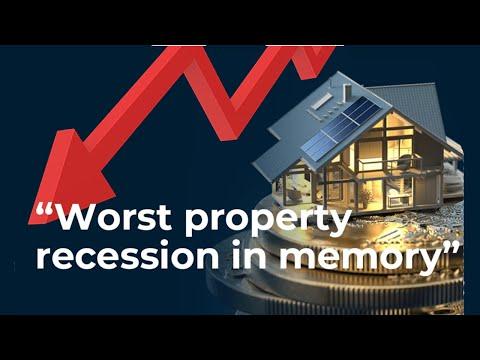 Why Ireland had the world's worst property boom
