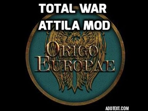 how to add mods to atilla