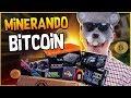 SAIU Nova Minerada de Bitcoin dando 200 Ghs Grátis! Como Minerar Bitcoin Grátis - Ganhar Bitcoin