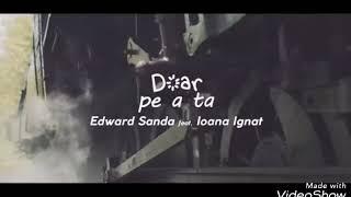 Doar pe a ta karaoke - Edward Sanda feat. Ioana Ignat