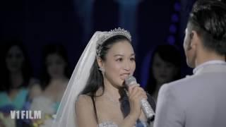 China China star wedding video Christy 钟丽缇