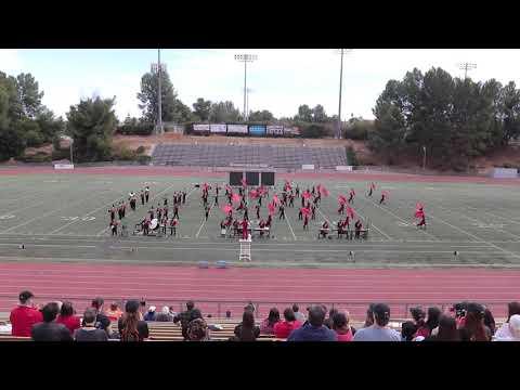 Taft Charter High School - Rampage performance - Nov 2, 2019