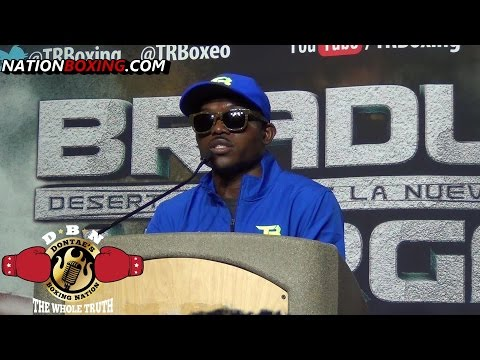 BRADLEY-VARGAS ENTIRE POST FIGHT PRESS CONFERENCE