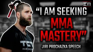 "Jiri Prochazka - ""My Body Is a Perfect Weapon"" (Indestructible Mindset)"