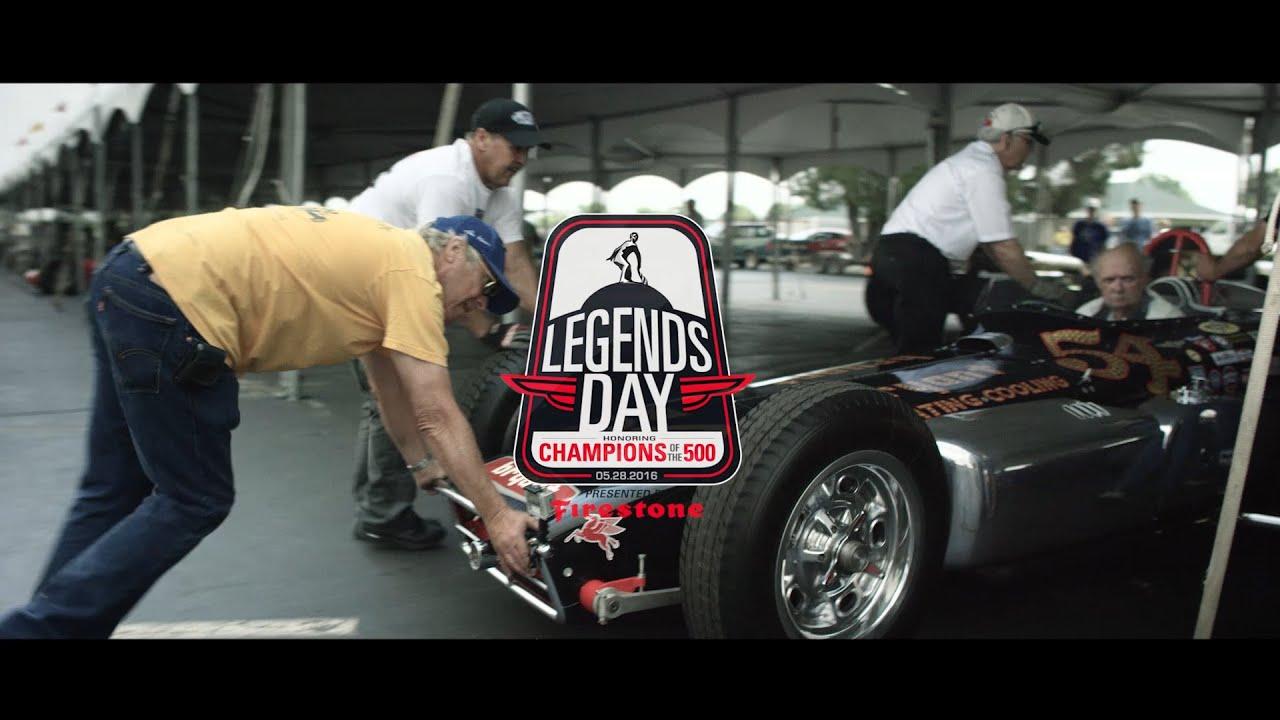2016 Firestone Legends Day feat Blake Shelton