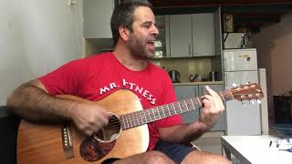 Change The World (Eric Clapton)- Acoustic Cover by Yoni