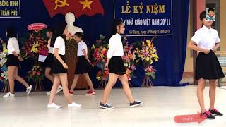 Múa Cùng Bay Lên Nhé Nụ Cười   Kỷ Niệm Ngày Nhà Giáo Việt Nam