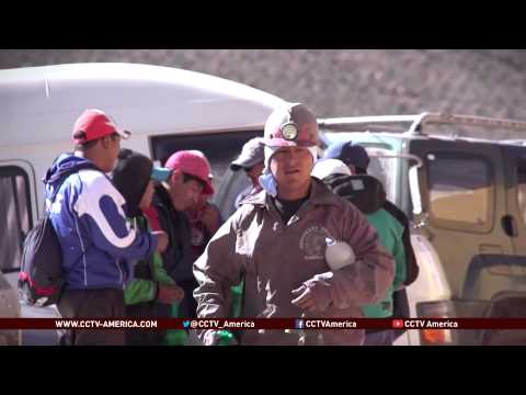 Mining Continues At Bolivia's Largest Silver Mine Despite Collapse