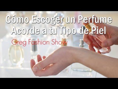 Cómo Escoger tu Perfume Acorde con tu Tipo de Piel