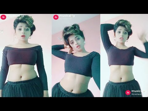 Shakila Parvin - BD GIRL Ho*T New Musical.ly Video