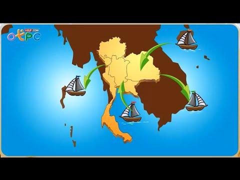 ภาษาต่างประเทศในภาษาไทย - สื่อการเรียนการสอน ภาษาไทย ป.3