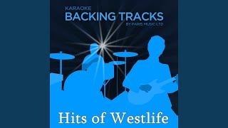 What About Now? (Originally Performed By Westlife) (Karaoke Version)