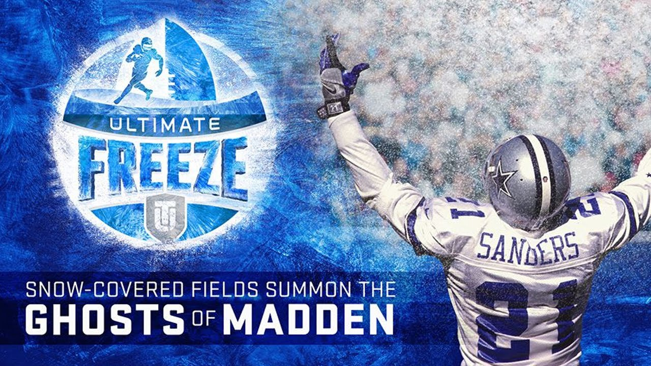 ULTIMATE FREEZE EARLY REVEAL on Madden 17 Ultimate Team! DETAILS ...