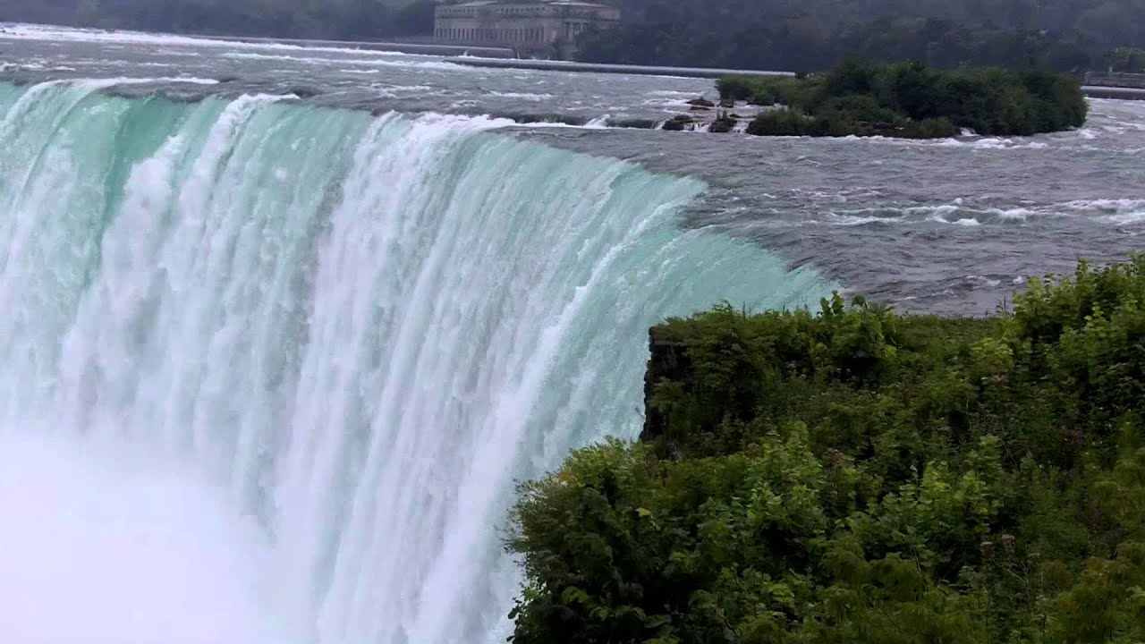 Beautiful Fall Pictures Wallpaper Niagara Falls Views From The Canadian Side Youtube