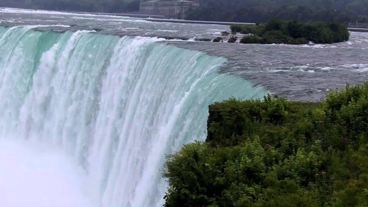 Niagara Falls Wallpaper Niagara Falls Views From The Canadian Side Youtube