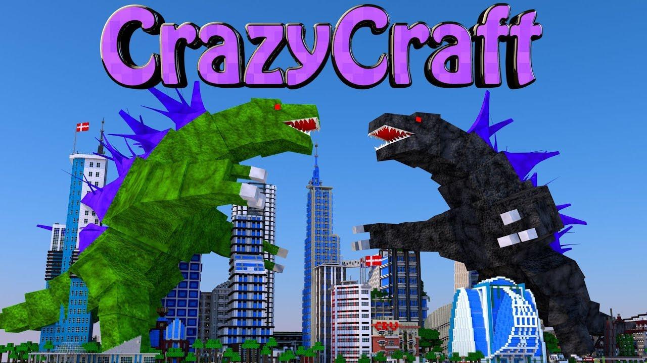 Minecraft Crazy Craft