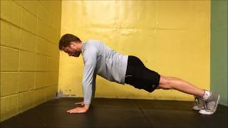 Can't Perform a Single Push-up? Watch this.