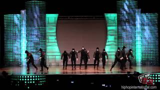 JABBAWOCKEEZ  | Performance @ HHI's 2012 World Hip Hop Dance Championship Finals