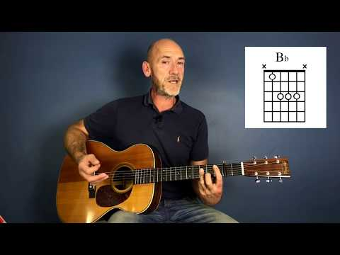 The Beatles - With a little help from my friends - Lesson by Joe Murphy