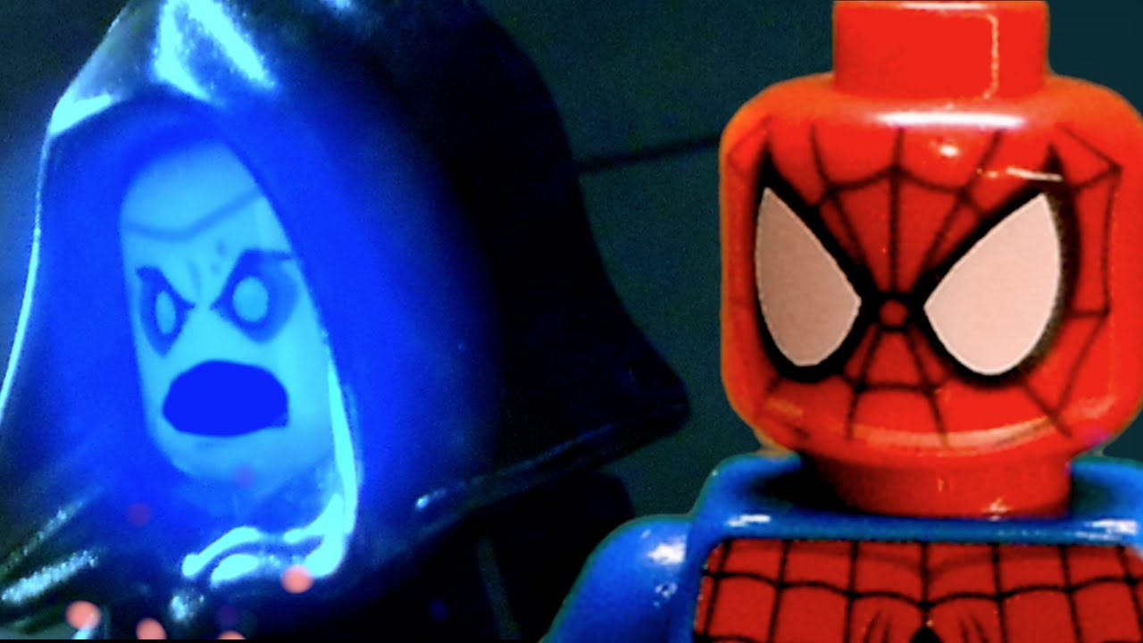 The amazing spider man 2 trailer in lego youtube - Lego the amazing spider man 3 ...