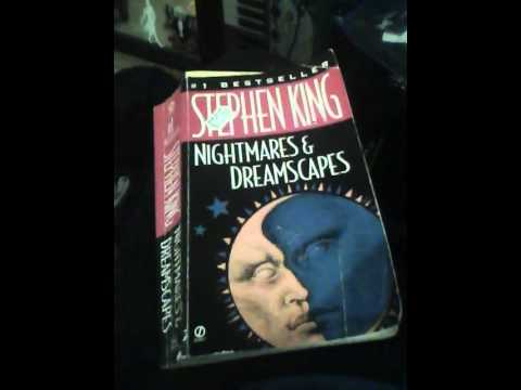 Book Blog #1: Stepen King Nightmares & Dreamscapes